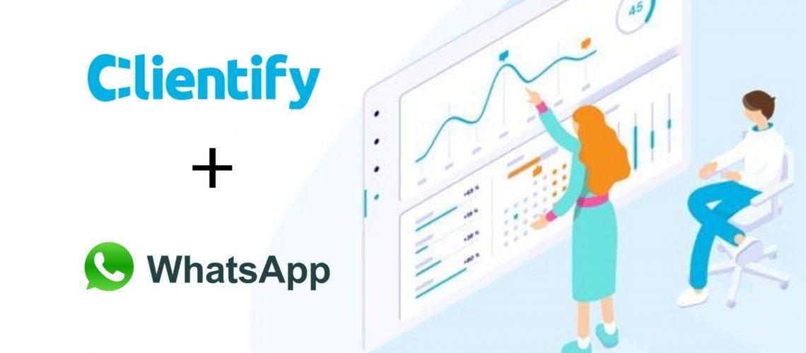 Whatsapp se integra a Clientify